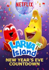 Larva Island: New Year's Eve Countdown