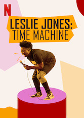 Leslie Jones: Time Machine
